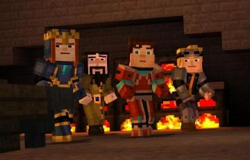 Minecraft: Story Mode, Episode 6