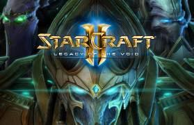 StarCraft: Legacy of the Void nyitófilm