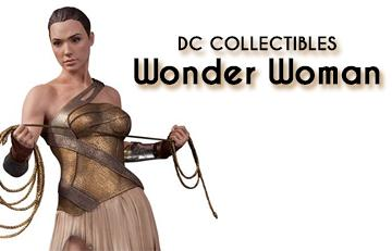 Gyűjtő mánia: DC Collectibles Wonder Woman szobrok
