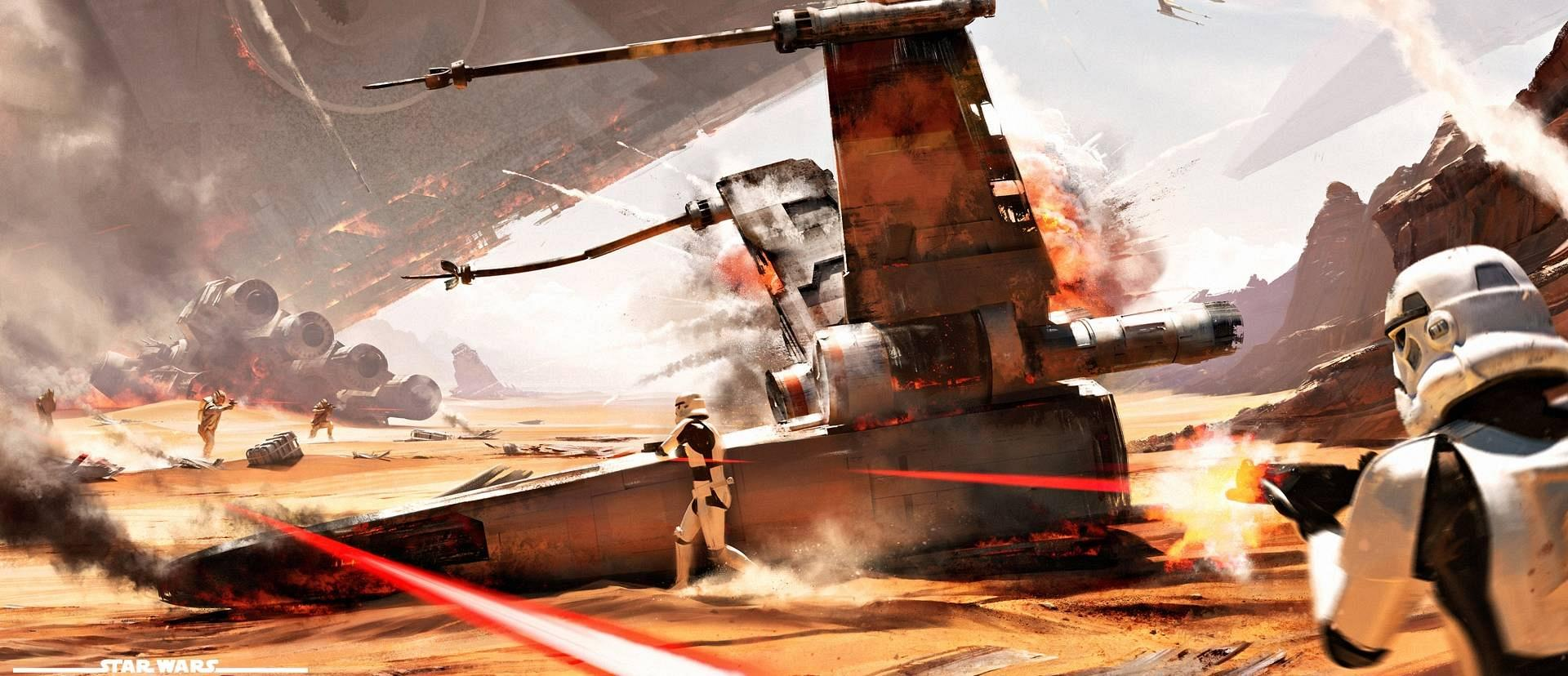 Star Wars: Battlefront-Battle of Jakku