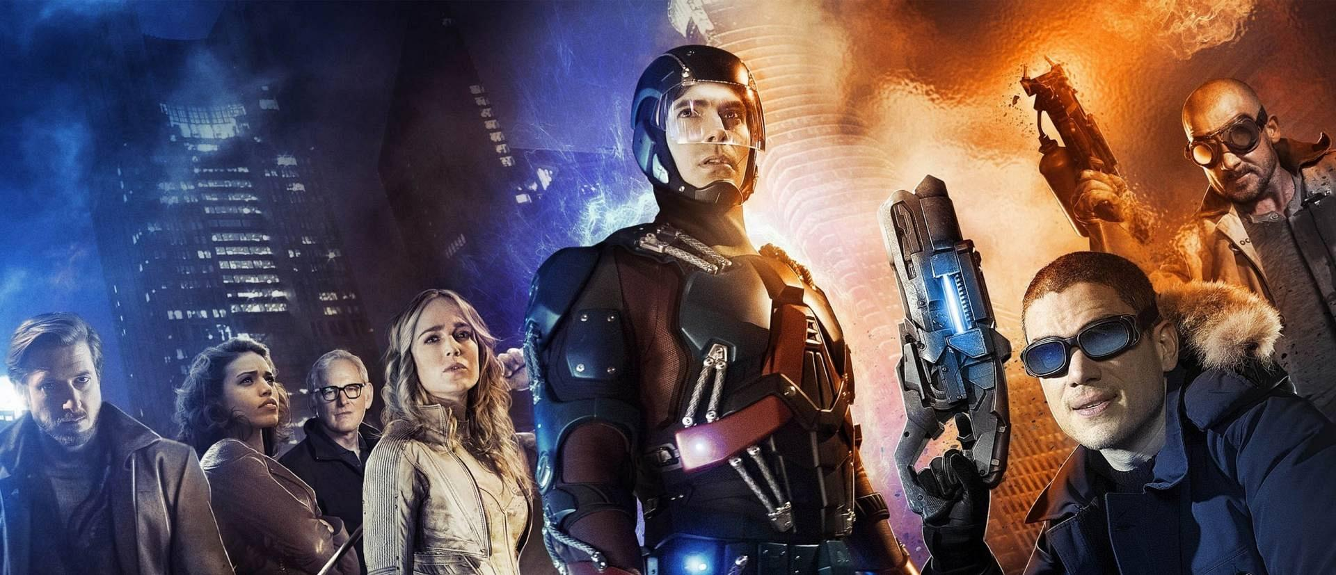 Legends of Tomorrow - A holnap legendái